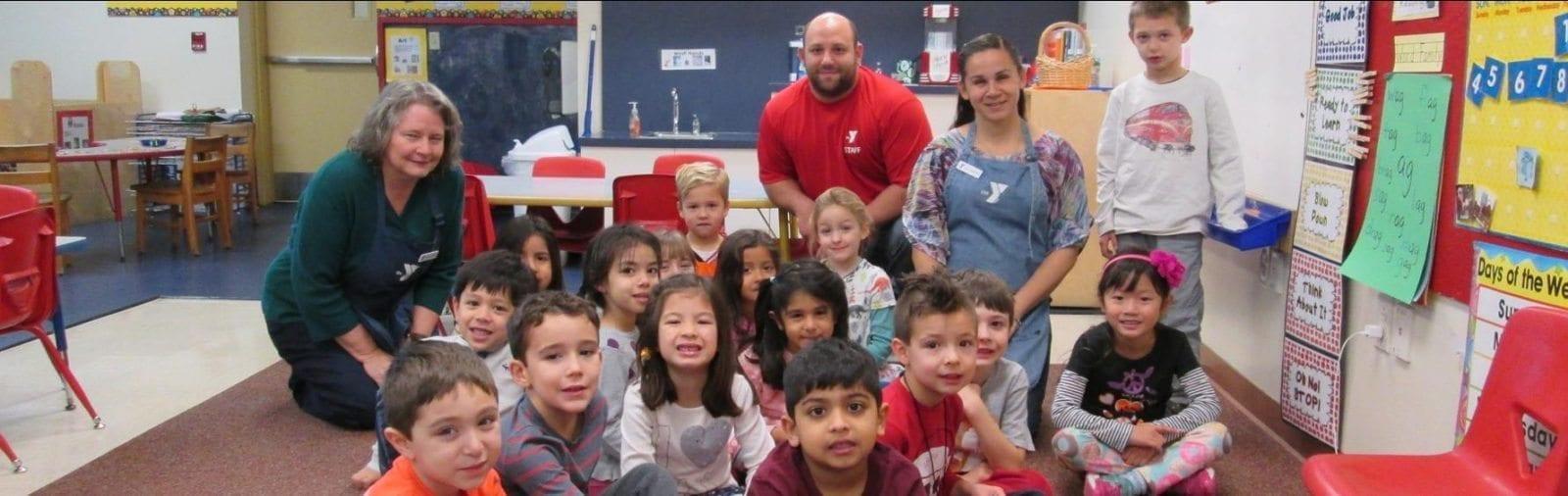 Full Day Kindergarten Page Header Image