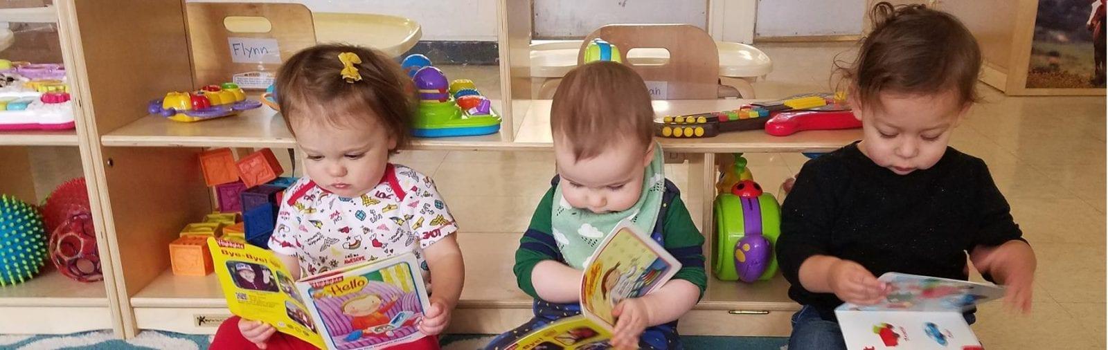 Infant Page Header Image