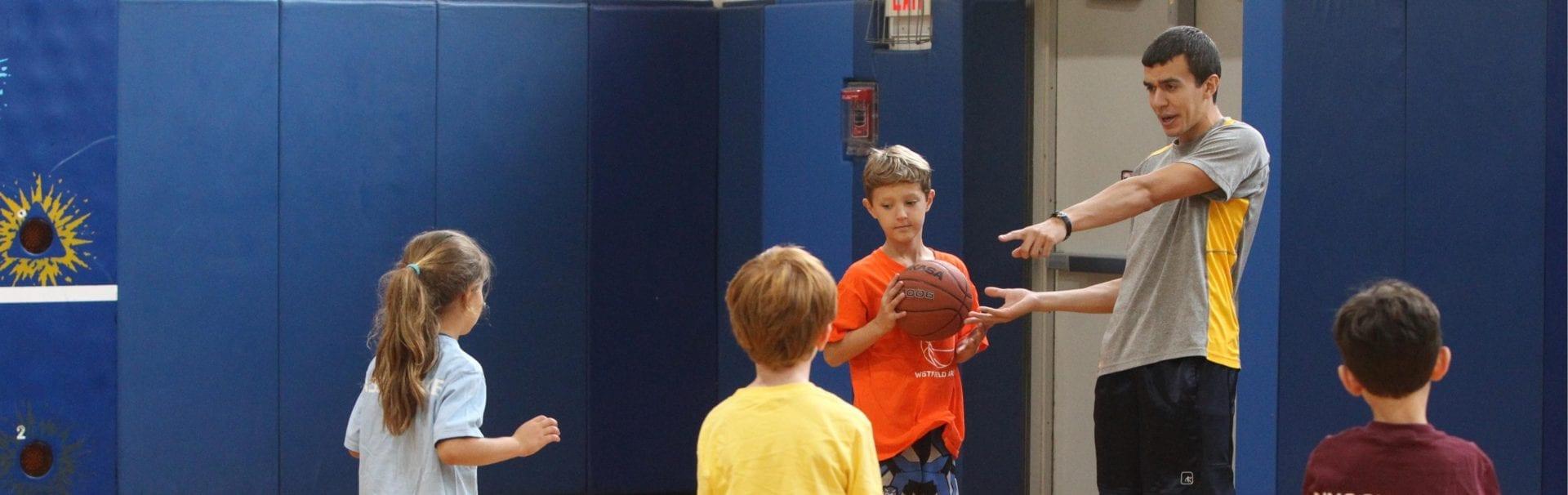Page Header Basketball