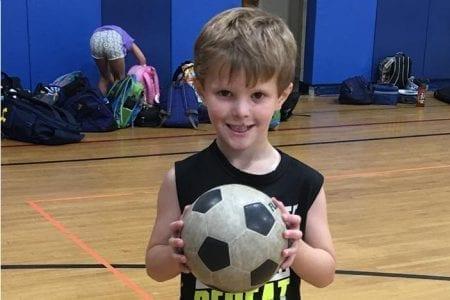 Soccer Program Photo Image