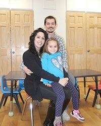 Tina And Family