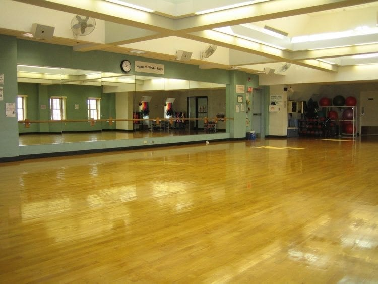 Dance & Group Exercise Room