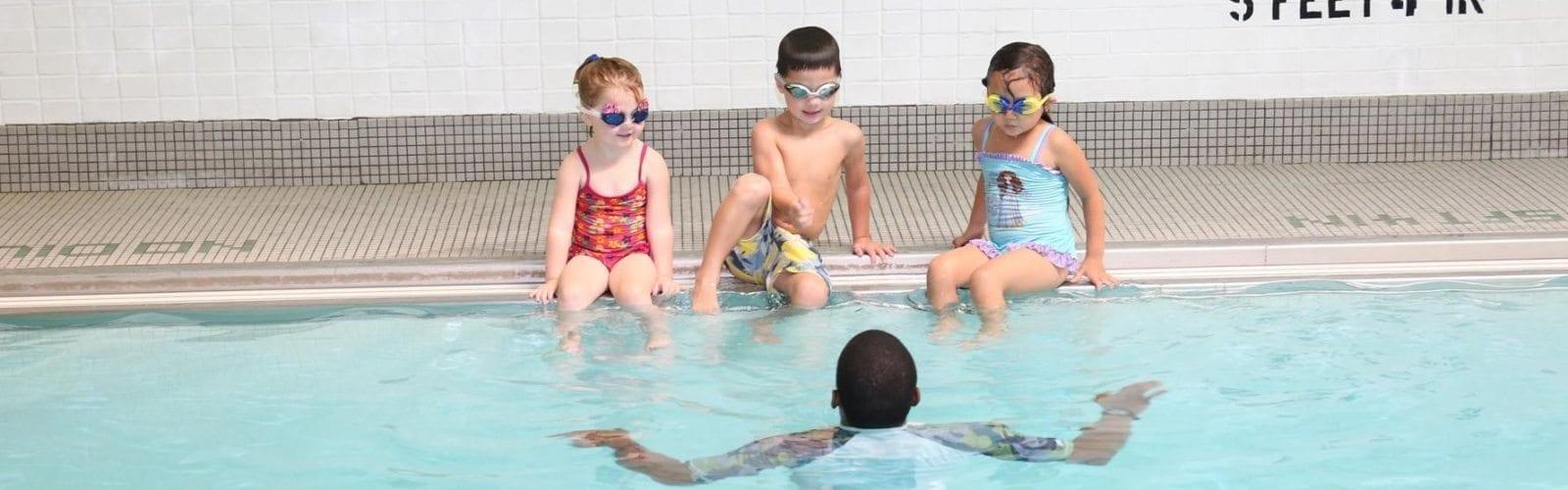Youth Aquatic Program Photo Image